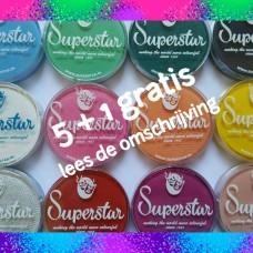 ACTIE Superstar 45 gr. 5 + 1 gratis (LEES OMSCHRIJVING)