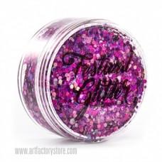 Festival Glitter - Diva 50ml (gratis silicone spatel bij 2 verpakkingen)