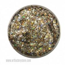 Festival Glitter - Champagne 50ml (gratis silicone spatel bij 2 verpakkingen)