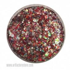 ACTIE  Festival Glitter - Cheer 50ml (gratis silicone spatel bij 2 verpakkingen)