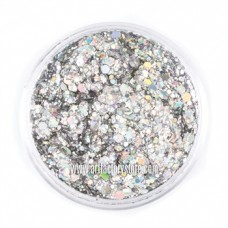 Festival Glitter Starstruck - Zilver 50ml (gratis silicone spatel bij 2 verpakkingen)