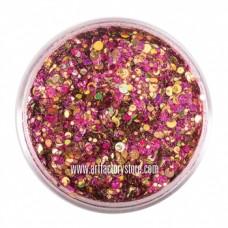 Festival Glitter - Vegas 50ml (gratis silicone spatel bij 2 verpakkingen)
