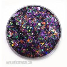ACTIE  Festival Glitter - Wicked 50ml (gratis silicone spatel bij 2 verpakkingen)