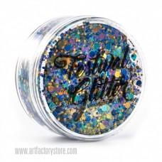Festival Glitter - Peacock 50ml (gratis silicone spatel bij 2 verpakkingen)