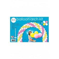 Set voor een ballonboog DIY (Kunststof-excl. ballonnen)