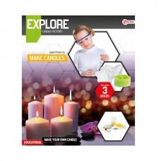 DIY - Maak je eigen kaarsen (waxinelichtjes)