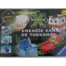 DIY - Science X - Energie van de toekomst