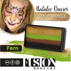 FUSION Splitcake 30 gr. NATALEE DAVIES Gold Range   Split Cake - FERN