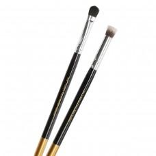 Nat's Gold Edition | Mini kabuki/blender set van 2 penselen Natalee Davies