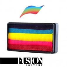 FUSION Splitcake 30 gr. LEANNE'S RAINBOW FX (NEON) SFX product
