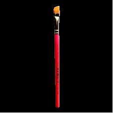 Leanne's Rainbow Face Painting Brush - 3/8 Angle