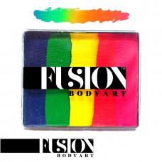 FUSION Splitcake 50 gr. NEON RAINBOW FX - SFX product
