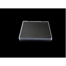 Splitcake doosje leeg 50 gram ZWART / FUSION