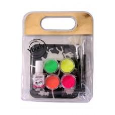 Y-body Fun kit neon glitter UV