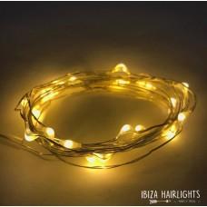 Ibiza hair lights WARM WIT OP=OP