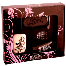 ACTIE   Ladot Giftpack tattoo set compleet  - Rose