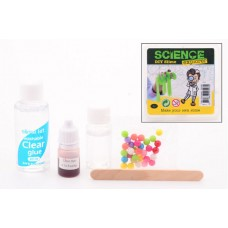 DIY - Science Explorer - Maak je eigen slijm  (leeftijd 10+)
