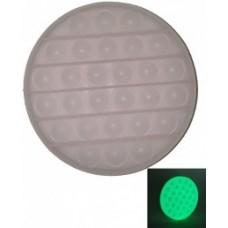 ACTIE POP IT -  glow in the dark - LICHTROZE