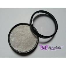 Mehron metallic Zilver + gratis spons