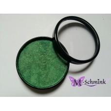 Mehron metallic Groen + gratis spons