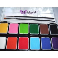 ACTIE Diamond FX schmink palet basis medium
