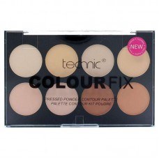 Technic colour Colour fix POEDER palet 8 x 3,5 gram