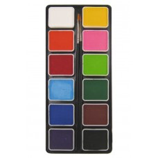 AANBIEDING PXP schmink palet medium basis 12 kleuren