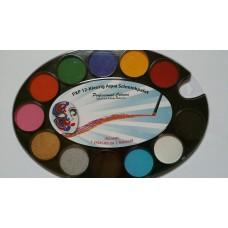 AANBIEDING PXP schmink palet basis 12 kleuren