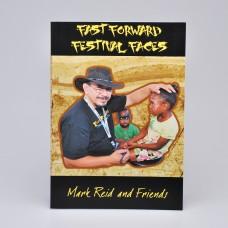 ACTIE Schminkboek Mark Reid -  Fast Forward Festival Faces