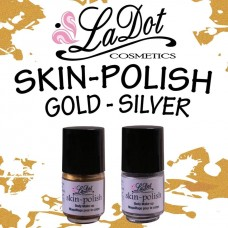 ACTIE Ladot Skin Polish  GOUD metallic  5 ml.