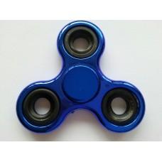 ACTIE Spinner metallic BLAUW