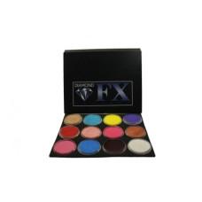 DFX Case + inlegvel 12 x 32 gr. (zonder schmink)