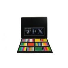 DFX Case + inlegvel 12 x 50 gr. (zonder schmink)