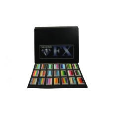 DFX Case + inlegvel 18 x 28 gr., (zonder schmink)