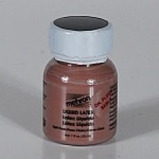 Latex huidskleurig donker 133 ml