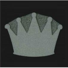 Schmink stempel Kroon